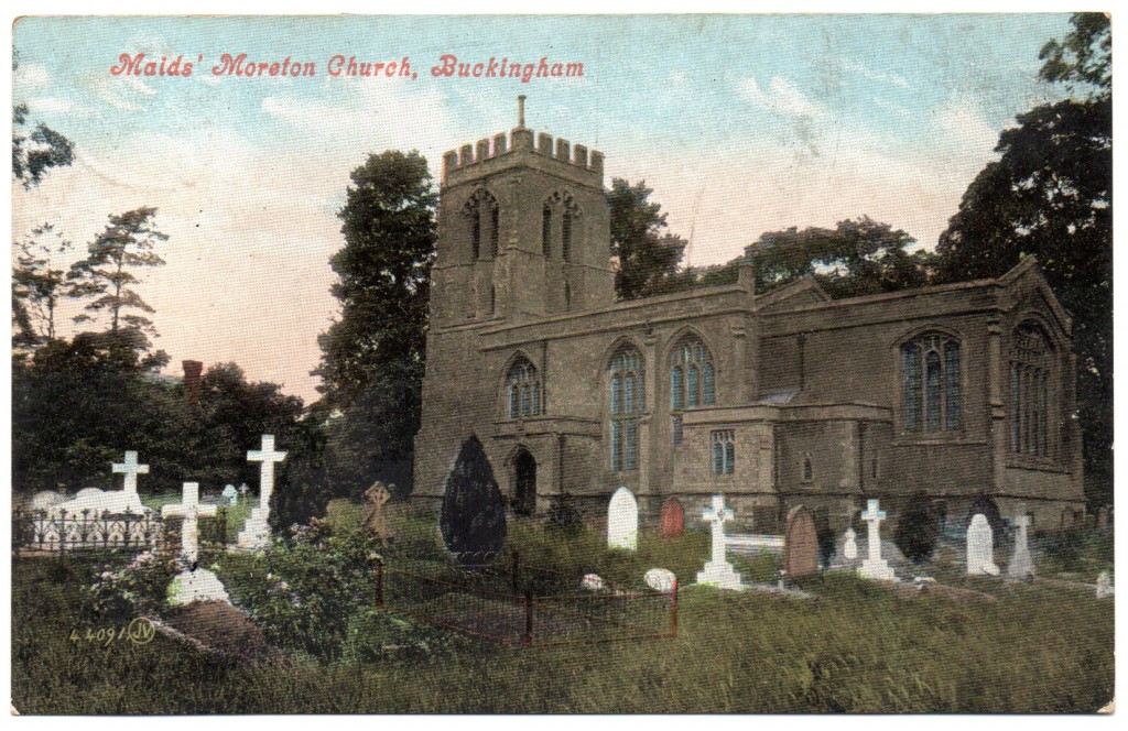 Maids Moreton Church, Buckingham